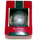 Hallmark Keepsake Ornament- QX2772 -Grandparents 1989