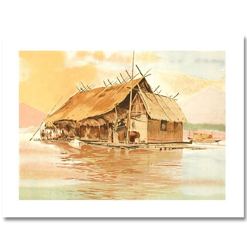 SOUTH PACIFIC by William Nelson. Hand signed limited edition lithograph.