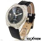 ICEXTREM Oversized Men's Designer Watch w/ Crystals