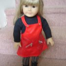 American Girl Doll Pleasant Today 1998 Meet Red Jumper