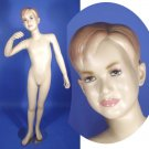 Brand New 594N Flesh Tone Full Size Boy Mannequin