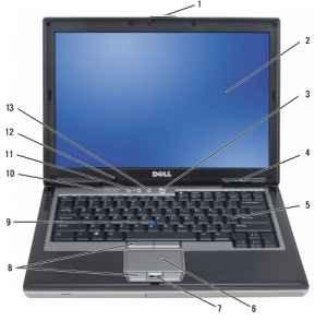 free sh DELL Latitude D630 Core2Duo 2.0Ghz 1GB,80GB ,WIFI/bluetooth/3G CDRW DVD+RW VISTA REFURBISHED