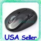 USB 2.4G 2.4 GHz Cordless Wireless Optical Mouse/Mice