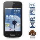 "free ship unlocked BLACK 3.5"" unlocked android 4.0 phone Smart Phone GSM dual sim GS 1ghz"