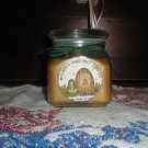 PEACH GROVE AND CITRUS BLOSSOM Soy Blend Candle  (Homemade 8 Ounce Emma Jar)