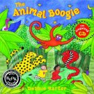 The Animal Boogie (Paperback with Music CD)