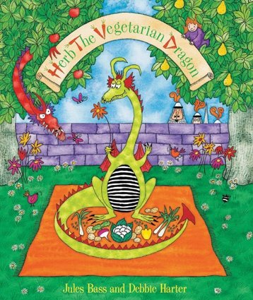 Herb, The Vegetarian Dragon (Paperback)