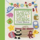 Baby's First Journal (Hardcover)
