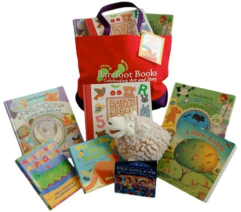 Barefoot Baby Gift Collection