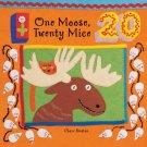 One Moose, Twenty Mice (Board Book)