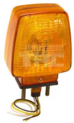 AMBER FENDER LAMP FOR IC/NAVISTAR  PN 344-A