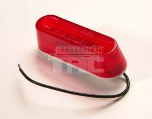 GROTE MARKER LIGHT RED & AMBER