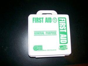 6PW-GP-GENERAL PURPOSE FIRST AID KIT