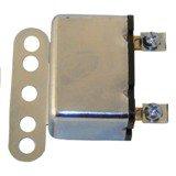 TH2201-6365 � THOMAS EMERGENCY DOOR BUZZER 2 BLADE (METAL)