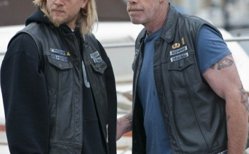 THE SONS of ANARCHY VEST FOR LESS  -  MADE IN USA $189