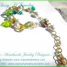 ''OH SO FRUITY'' Swarovski Bracelet