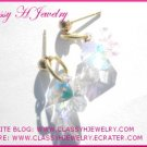 ''Everything'' Swarovski Crystal Earrings - ''Where them with everything!''