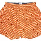 Orange Pattern Boxer