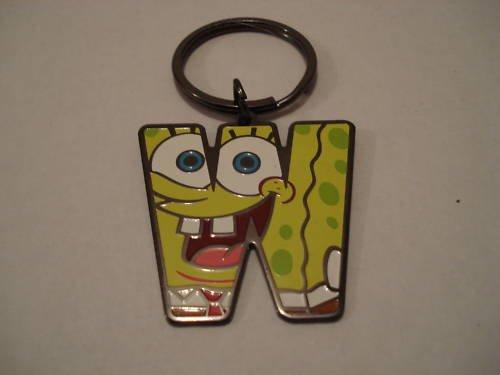 Spongebob Squarepants W Metal Keychain - Universal