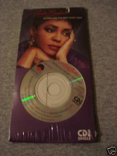 "Anita Baker ""Giving You The Best That I Got"" Rare CD3"