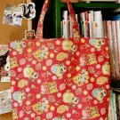 Free Shipping Japanese Kawaii Handmade ECO-Friendly Shopping Bag Tote - little Animals