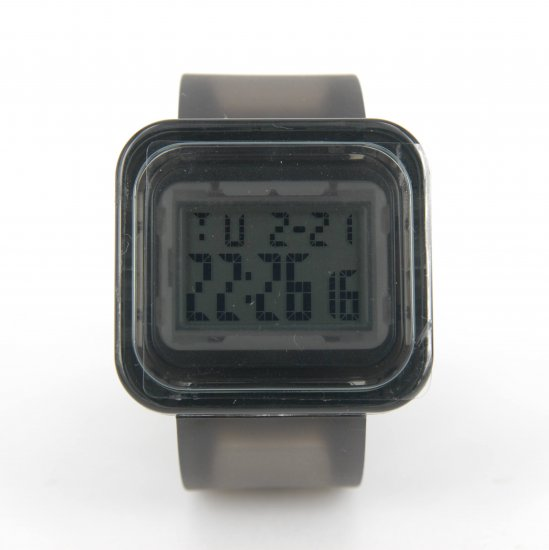 Digital Watch - Good Choice for the Father's day