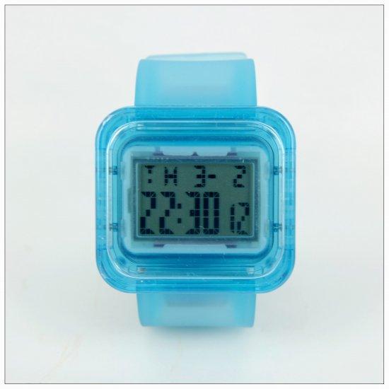 Blue Fashion Digital Watch