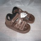 Boys' Sport Brown Sandals - Sizes 12 to 3