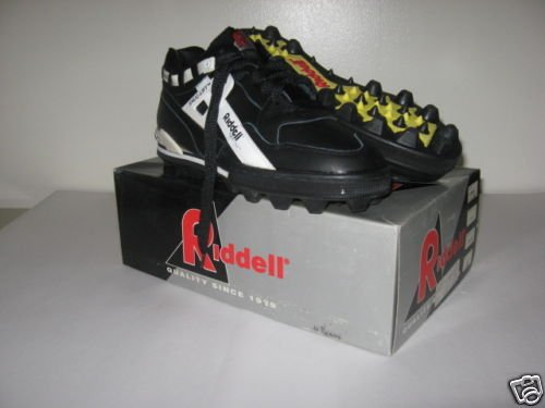 Riddell Cobra Low Football Cleats, NIB Sizes 9 to 16