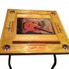 Puerto Rico Domino Table (Cuatro Instrument )