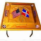 Dominican Republic & UAS Domino Table