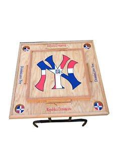Dominicanyork Domino Table