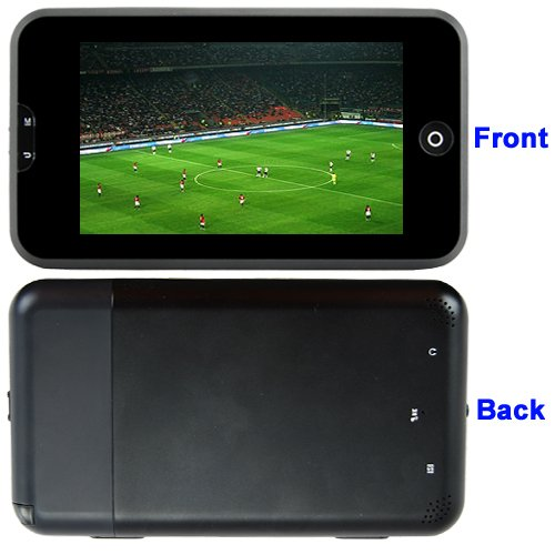 Mp3 Widescreen Portable Media Player