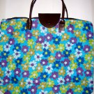 Muti Colour Flower Shopping Bag