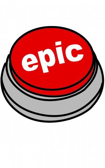 Epic Button (T-Shirt)