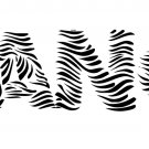 Zebra (T-Shirt)