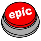 Epic Button (Hoodie)