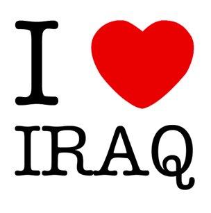 I Heart Iraq! (Hoodie)