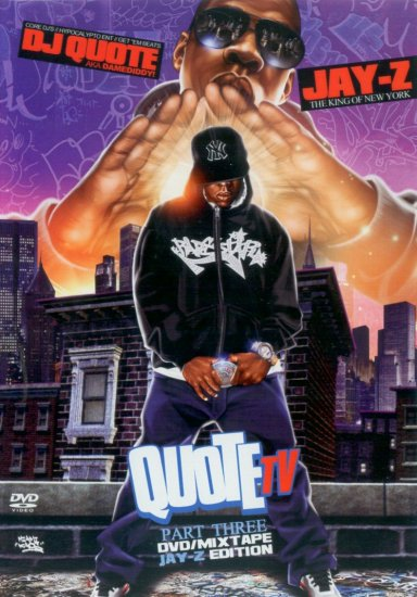DVD VIDEO MIXTAPE 03 � JAY-Z EDITION