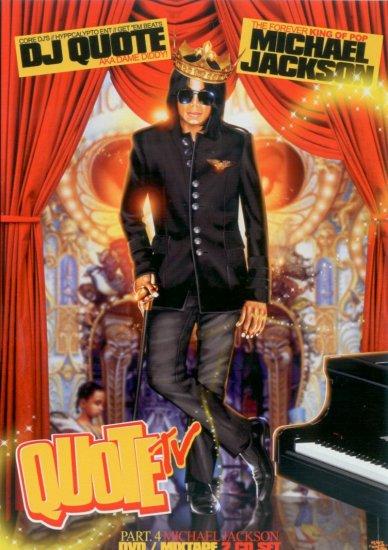 DVD VIDEO MIXTAPE 04 (+CD BONUS) - MICHAEL JACKSON - DVD AND CD COMBO