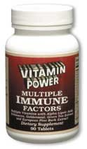 Multiple Immune Factors - Antioxidants