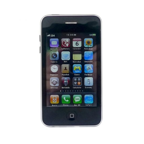 Air Phone NO1 Mobile Phone With Wifi Java Touch Screen
