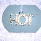DAZZLING HOT AUSTRIAN CRYSTAL PENDANT ORNAMENT H O T