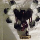 Handcrafted Kachina Doll