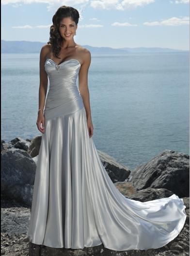 Free shipping Gorgeous Wedding Dresses for Brides Custom