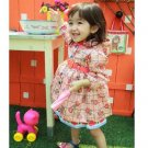 girls red raincoat 2T NEW