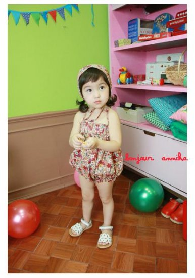 girls pink vintage swimsuit 3T, 4T NEW