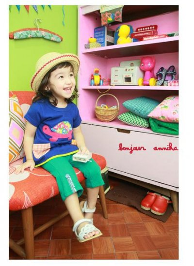 girls green cotton pants 2T,3T,4T,6 NEW