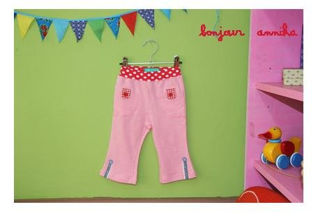 girls pink cotton pants 2T,3T,4T,6 NEW