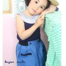 girls summer blue skirt 2T,3T,4T,6 NEW
